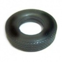 (*) Dollhouse Garage Tire (Rubber) - Product Image