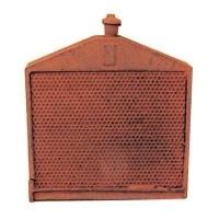 Dollhouse Rusty Radiator - Product Image
