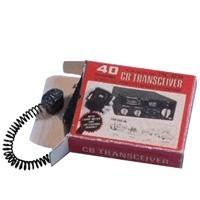 Dollhouse C.B. Radio in Box - Product Image