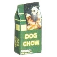 Dollhouse Small Dog Chow Bag - Product Image