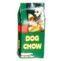 Dollhouse Large Dog Chow Bag - Product Image