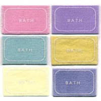 § Sale .40¢ Off - Dollhouse Bath Mat - Product Image