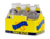 Dollhouse 6 pc Tonic Water Bottles - Product Image