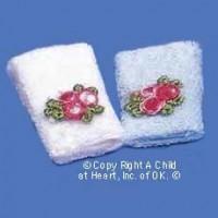 § Sale .30¢ Off - 2 pc Budget Towel Set - Product Image