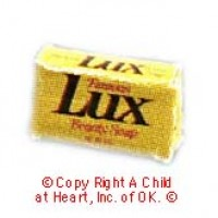 § Disc .60¢ Off - Dollhouse Lux Soap Box - Product Image