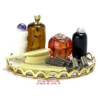 (**) Dollhouse Hair Care Tray - Product Image