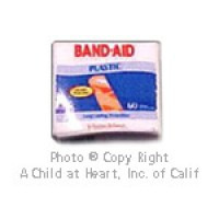 § Sale .30¢ Off -Dollhouse Band Aid Box - Product Image