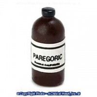 (§) Sale .50¢ Off - Dollhouse Bottle of Paregoric - Product Image