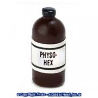 Dollhouse Bottle of Physo-hex - Product Image
