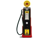 (**) Dollhouse Vintage Digital Gas Pump - Product Image