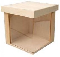 1/2 or 1 inch Scale Corner Display Box(es) - Product Image