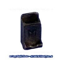 (*) Unfinished Match Stick Box - Product Image