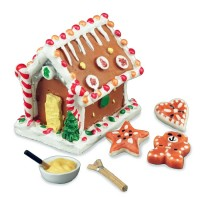 Dollhouse Gingerbread House Set - Product Image