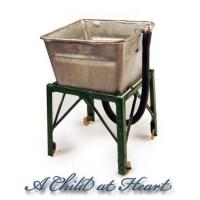 Single Old Fashion Laundry Sink - Product Image