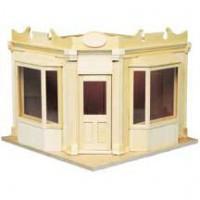 Dollhouse Corner Shop (Kit) - Product Image