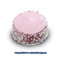 Dollhouse Cherry & Coconut All Occasion Cake - Product Image