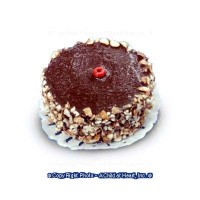 Dollhouse Dark Chocolate & Nuts All Occasion Cake - Product Image