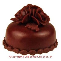 Dollhouse Chocolate Fantasy Cake - Product Image