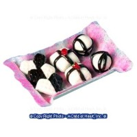 ? Sale $1 Off - Dollhouse Tray Petit Fours & Sweets - Product Image