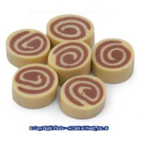 § Disc. $1 Off - Dollhouse Cinnamon Rolls - Product Image