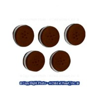 (**) Dollhouse Ice Cream Sandwich Cookies - Product Image