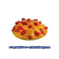 Dollhouse Deep Dish Cherry Pie - Product Image