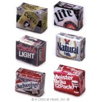 § Disc .40¢ Off - Dollhouse Case of Beer - Product Image