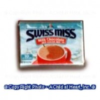 § Disc .50¢ Off - Box of Hot Swiss Cocoa - Product Image