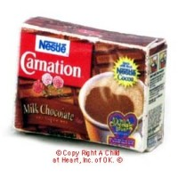 (**) Box of Carnation Cocoa - Product Image