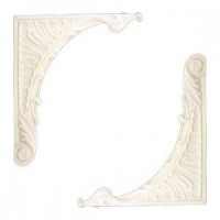 2 pc Frame Ceiling Carving - Product Image
