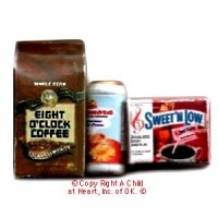 (§) Disc .60¢ Off - 3 pc Coffee Set - Product Image