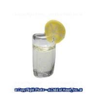 (**) Glass Lemonade with Lemon - Product Image