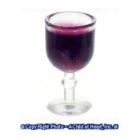 § Sale .40¢ Off - Glass of Red Wine - Product Image