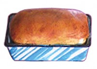 Dollhouse Bread in Bread Pan - Product Image