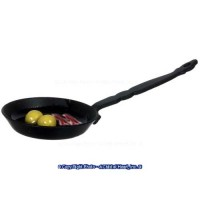 § Disc. $1 Off - Dollhouse Pan of Fried Eggs & Bacon - Product Image
