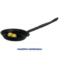 § Sale .40¢ Off - Dollhouse Pan of Fried Eggs - Product Image