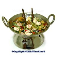 Dollhouse Wok w/ Shrimp & Vegies - Product Image