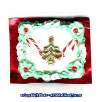 § Disc $2 Off - Dollhouse Christmas Cake - Product Image