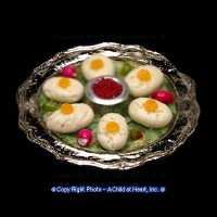 Gefilte Fish Platter - Product Image