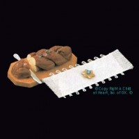 Dollhouse Challah with Cover & Bread Broad - Product Image