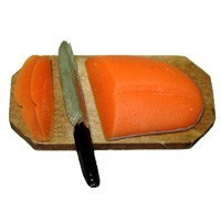 Dollhouse Lox on Cutting Board - Product Image
