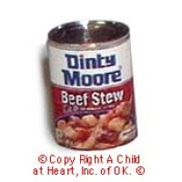 § Disc .50¢ Off - Dollhouse Dinty Moore Stew - Product Image