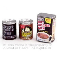 § Disc $1 Off - Dollhouse Chocolate Combo Set - Product Image