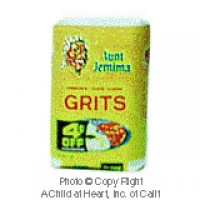 § Disc .70¢ Off - Dollhouse Grits Bag - Product Image