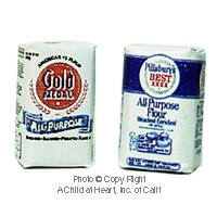 § Disc .50¢ Off - Dollhouse Flour Bag - Product Image