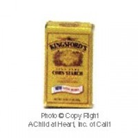 (§) Sale .50¢ Off - Corn Starch Box - Product Image