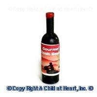 § Sale .60¢ Off - Gourmet Steak Sauce - Bottle - Product Image