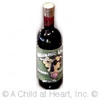 § Sale .60¢ Off - Dollhouse Balsamic Vinegar Bottle - Product Image