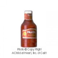 Large Bottle of Ketchup - Product Image