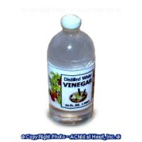 § Sale .20¢ Off - White Vinegar Bottle - Product Image